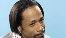Katt Williams at the Richmond Coliseum