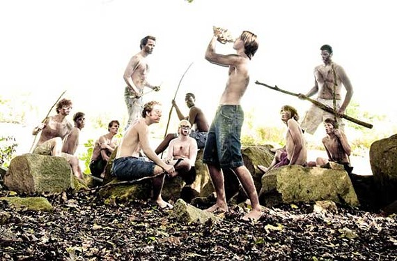 "Keeping a throng of adolescent male actors focused and motivated has been a challenge for ""Lord of the Flies"" director Josh Chenard. ""I was thrilled and terrified,"" he says."