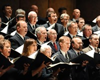 Keeping it passionate for four decades: The Richmond Symphony Chorus.