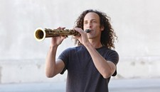 Kenny G at CenterStage