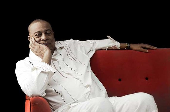 """Latin jazz master Chucho Valdés makes a much-anticipated appearance at the Modlin Center on Feb. 1.  """"It is my style to make musicians grow,"""" says the Grammy-winning bandleader."""