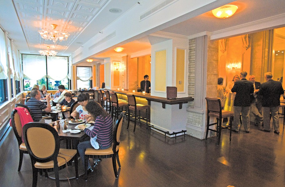 Lemaire at the Jefferson Hotel - SCOTT ELMQUIST