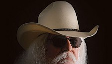 Leon Russell at the Hat Factory