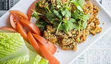 Food Review: Green Leaf Vegetarian Restaurant