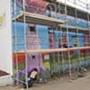 LGBTQ Youth Mural Dedication at ROSMY