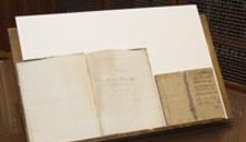 Librarian Unearths Books Owned by  Thomas Jefferson