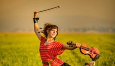 Lindsey Stirling at the National