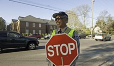 Liveliest Traffic Crossing Guard