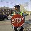 Liveliest Traffic Crossing Guard