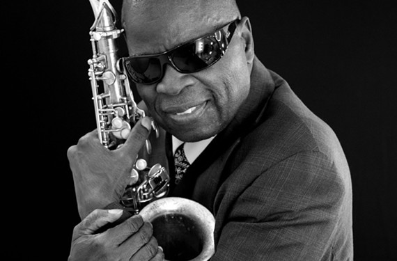 Longtime James Brown sideman Maceo Parker says that Brown did him a big favor by always yelling out his name during songs.
