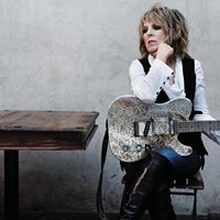 Lucinda Williams at the National