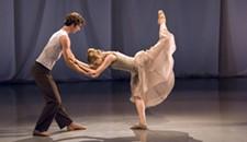 """""""Luminitza"""" at the Richmond Ballet Studio Theater"""