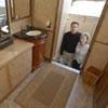 Luxury Potties a Hit During Bush's Visit