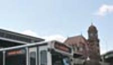 Main Street Station Bus Plan Riles Up Bottom Merchants