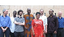 Mandingo Ambassadors at University of Richmond