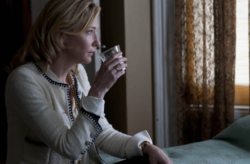 """Many critics are calling the latest Woody Allen film his finest since """"Match Point."""" The brilliant actress Cate Blanchett plays a formerly wealthy New York socialite banished to normalcy. - MERRICK MORTON"""