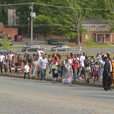 RVA Stop The Violence Rally