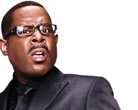 Martin Lawrence at the Landmark Theatre