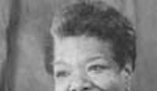 Maya Angelou: A Visit from the Queen