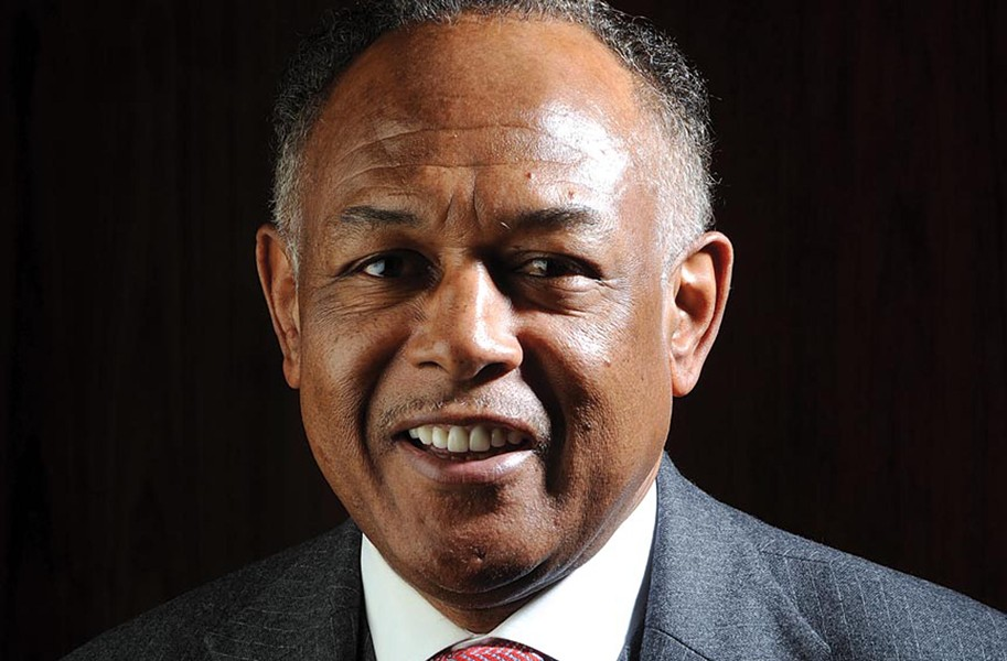 Mayor Dwight Jones - SCOTT ELMQUIST