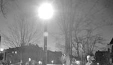 Million-Dollar Lights Illuminate the Fan