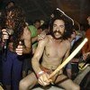 Monotonix at the Plaza Bowl