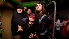 Municipal Waste, Snack Truck and Earthling at Hardywood Park Craft Brewery