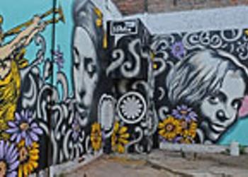 Murals Win, Bricks Lose