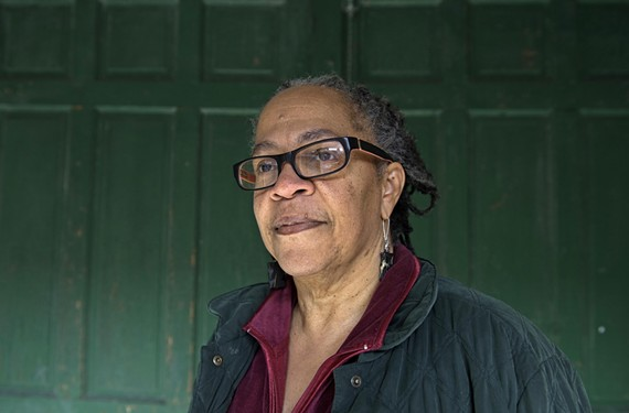 """My big issue is the redevelopment of public housing. I'm not opposed to redevelopment, but it's the human redevelopment that's missing, that's always missing. Yeah, let's have the best soup kitchen and ride the Bus Rapid Transit. But to where, to what jobs?"" — Lillie A. Estes - SCOTT ELMQUIST"