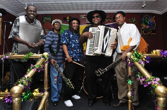 Nathan and the Zydeco Cha-Chas