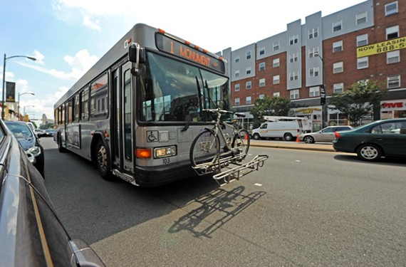 No. 4 Take the bus, ride a bike. All GRTC buses are equipped with bike racks. - SCOTT ELMQUIST