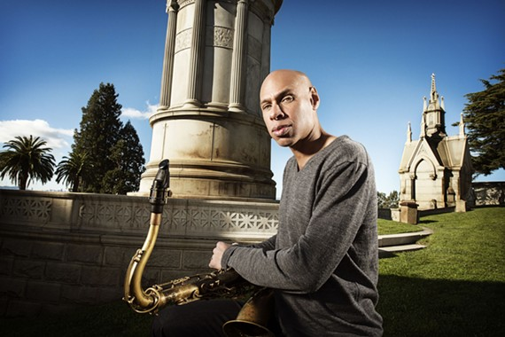 Noted saxophonist and composer Joshua Redman is on tap for this year's Richmond Jazz Festival at Maymont.