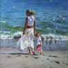 """""""Life's a Beach"""" at Chasen Galleries"""