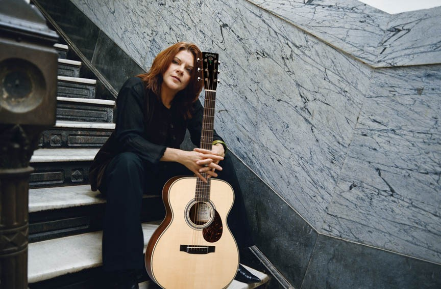 Oct. 13: Rosanne Cash - JAKE CHESSUM