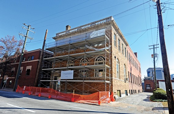 Once open, the Richmond hostel at 7 N. Second St. will offer 50 beds, ranging in price from $22 to $28 a night. - SCOTT ELMQUIST