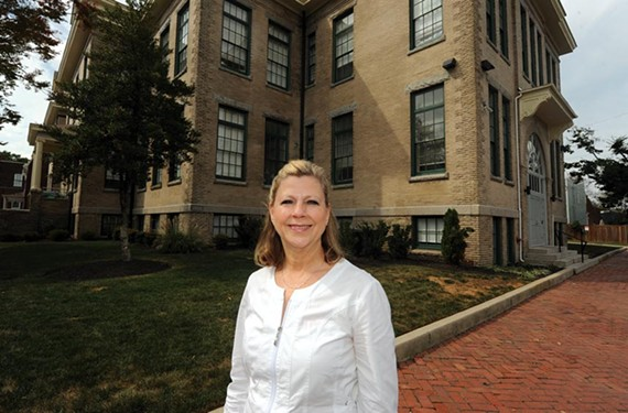 Owner Kathleen Richardson expands her Urban Farmhouse empire with a third location at Lava Lofts in Church Hill, set to open by December. - SCOTT ELMQUIST