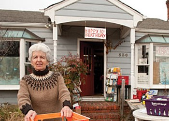 Owner of Beloved Bookstore Weighs Closing Shop