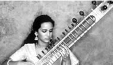 passing the sitar