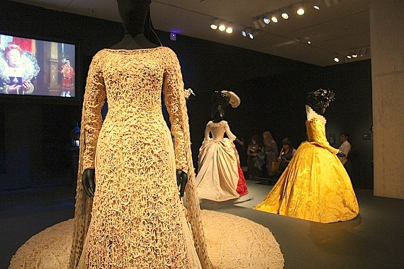 "Period films such as ""Camelot,"" ""Elizabeth: The Golden Age"" and ""Barry Lyndon"" play a prominent role in the exclusive new ""Hollywood Costume"" exhibit at VMFA, which opens this Saturday, Nov.9. - BRENT BALDWIN"