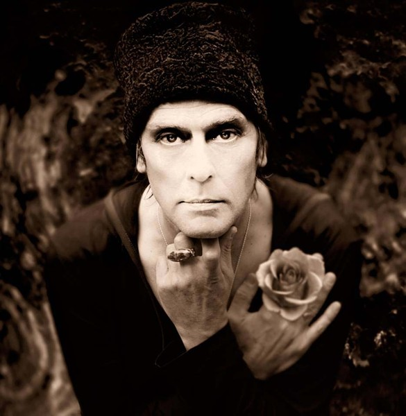 """Personally I don't think we need to [reunite],"" the enigmatic Murphy says of his former group Bauhaus. ""That band is a side issue and it always has been. I'm always Peter Murphy."""