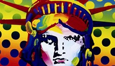 """Peter Max: A Retrospective 1960-2013"" opens at Chasen Gallery"