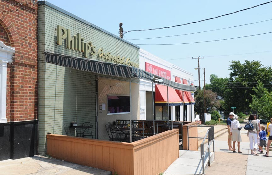 Phil's as you know it closes June 25, to be replaced by a new Johnny Giavos project he expects to open by the end of this year.