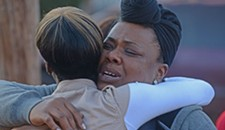 PHOTOS: Vigils Honor Two Victims of South Side Violence