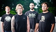 Pig Destroyer, Iron Reagan, Mutilation Rites and Burn/Ward at Hardywood Park Craft Brewery