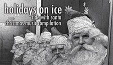 PODCAST: Holidays on Ice: Ride with Santa