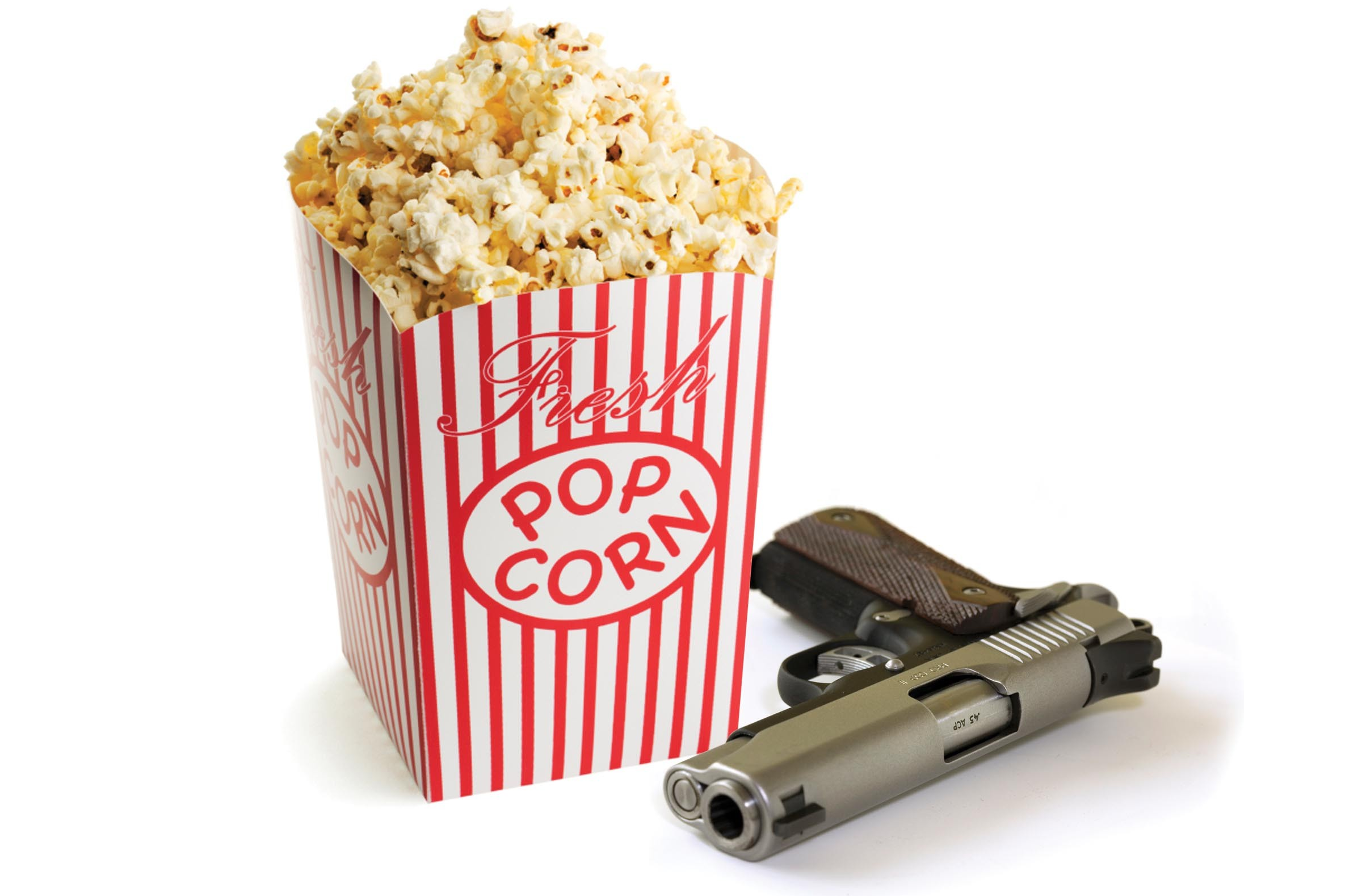 Street Guns And Popcorn