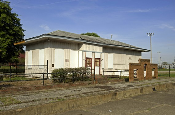 Preservationists want to the city to take better care of what remains of the Westham Railway Station, which is more than a century old. The depot, no longer in use, was moved more than 50 years ago to the Boulevard, where it's fallen into disrepair.
