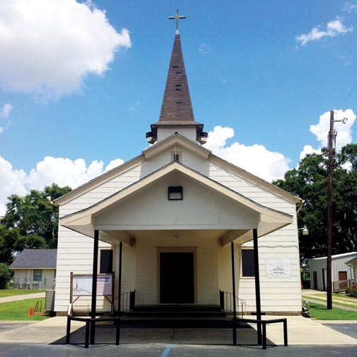 """Primeaux was head pastor in the early 1980s at St. Joseph Catholic Church in Lafayette Parish County, Louisiana, before leaving the priesthood for good in 1985. A history on the church website says, """"Fr. Primeaux left to continue his studies on the East Coast in April 1985 and did not return to the parish."""" - WALTER PIERCE"""