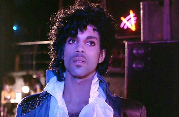 Prince made a surprise stop at the club in 1988 to check out the dance floor lights.