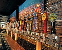 Quality beer continues its ascent in Richmond with the opening of Southern Railway Taphouse beside the Canal Walk.